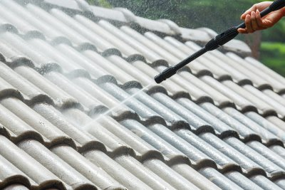 roof - cleaning